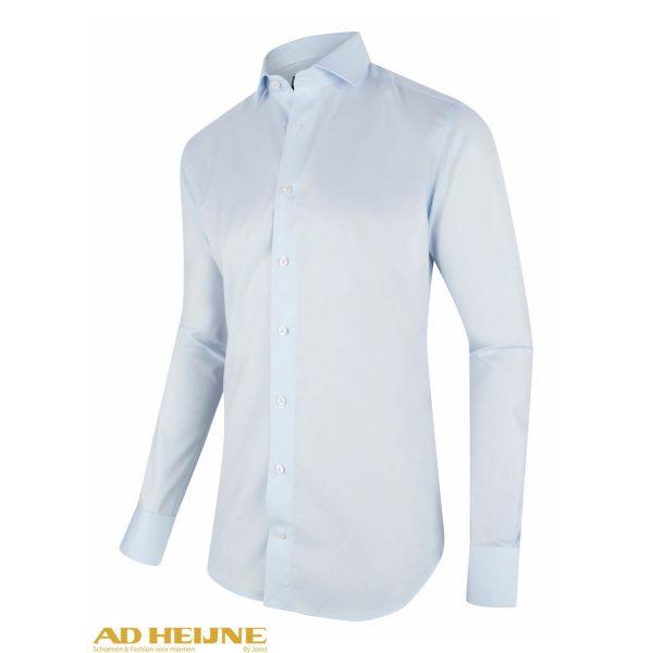 Lichtblauw Overhemd.Cavallaro Nos Overhemd L Blauw Ad Heijne
