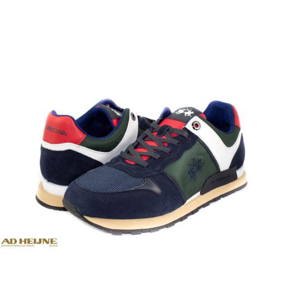 La_Martina_192010_Sneakers_groen_canvas_big_image