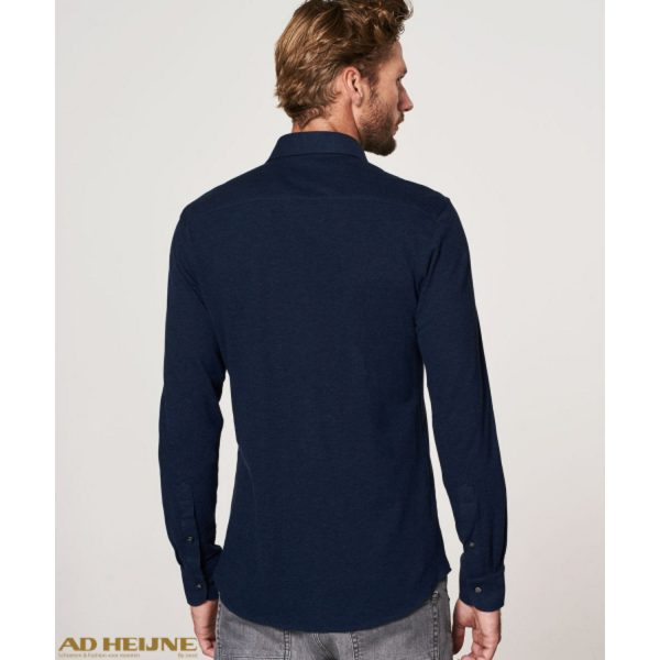 PP0H0A048_knitted_overhemd_profuomo_blauw_big_image