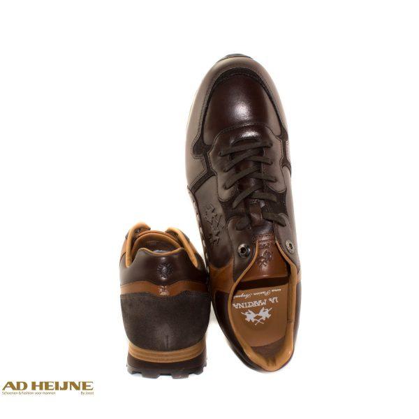 la_martina_192030_sneakers_leer_bruin_big_image