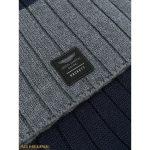 Hackett_AMR_RIb_scarf_grijs_blauw_big_image