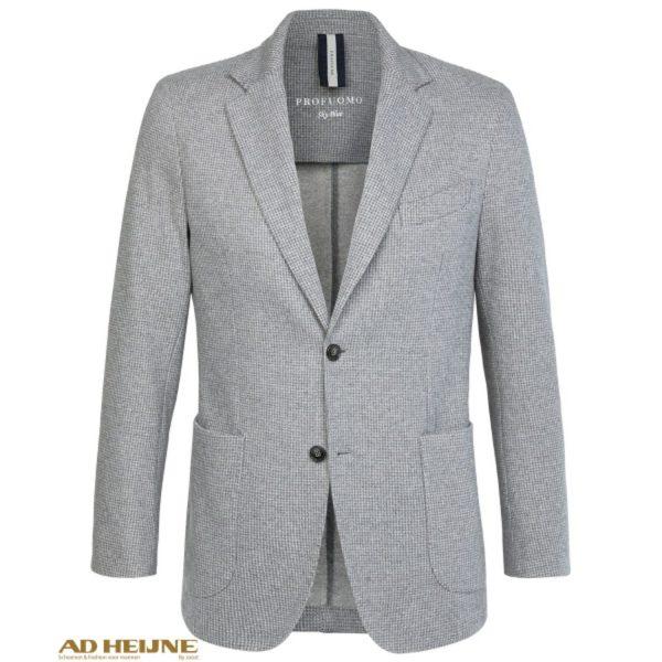 Profuomo_knitted_colbert_m.grey_big_image